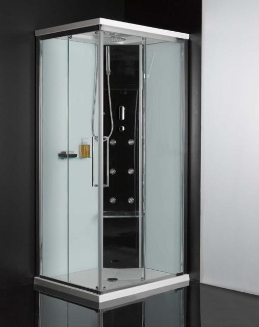 Cabina Doccia 70x90. Perfect Box Doccia Angolare Porta Scorrevole X ...